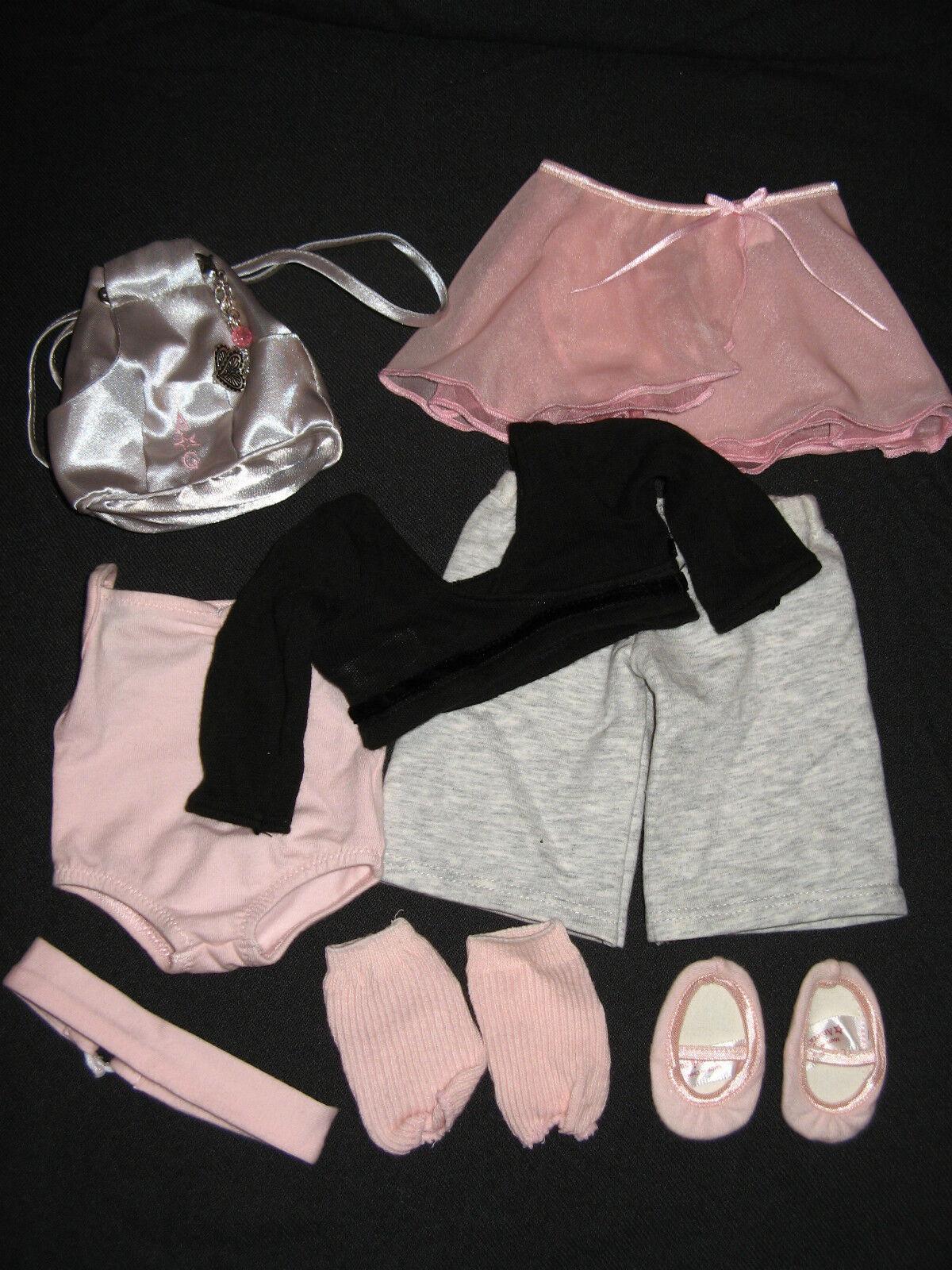 Genuine American Girl bambola vestiti - 2-in - 1 Vestito da ballerina