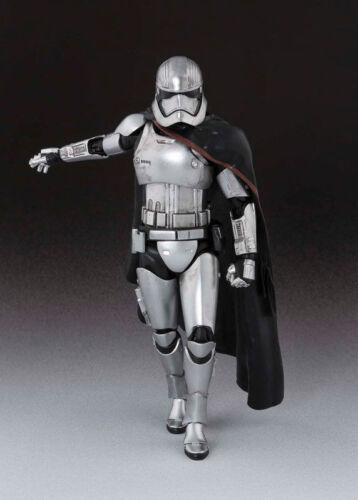 Figuarts Captain Phasma The Force Awakens Star Wars Bandai NEW ***c SH S.H