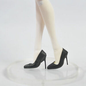 "Sherry 16/"" Ficon Black doll shoes//pumps//кукла обувь//인형 신발//Puppenschuhe 2-IMS-1D"