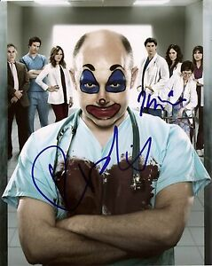 ROB-CORDDRY-amp-KEN-MARINO-GENUINE-AUTHENTIC-SIGNED-10X8-PHOTO-AFTAL-amp-UACC-B