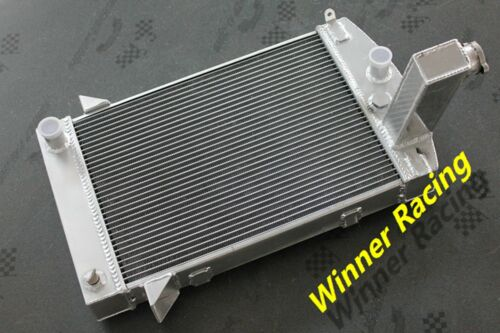 FIT TRIUMPH TR2//TR3//TR3A//TR3B MT 1953-1957 ALUMINUM ALLOY RADIATOR 56MM