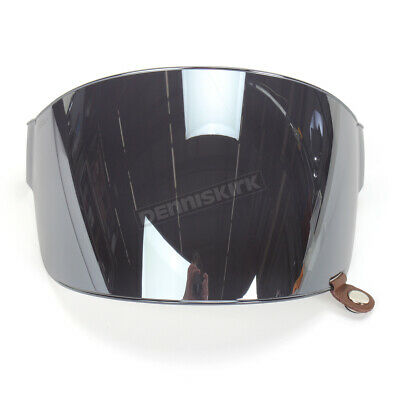 Bell Bullitt Flat Shield Visor Brown Tabs Dark Gold Iridium 8013385