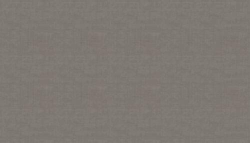 Sold Per 1//4 Metre Grey Quilti... Makower Patchwork Fabric Linen Texture Storm