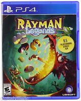 Rayman Legends Ps4 Sony Playstation 4 Brand Sealed