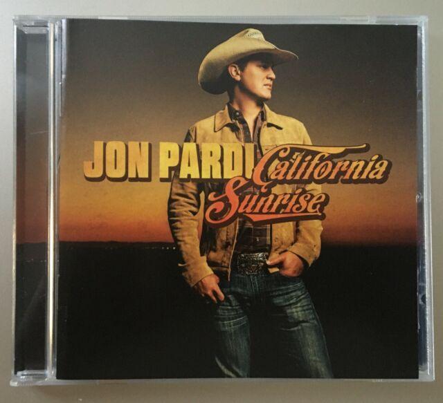 Jon pardi california sunrise full album