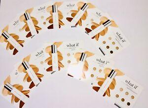 8ee4985fed4 10 Pack Rodan + and Fields Radiant Defense Sample Makeup Cards ...