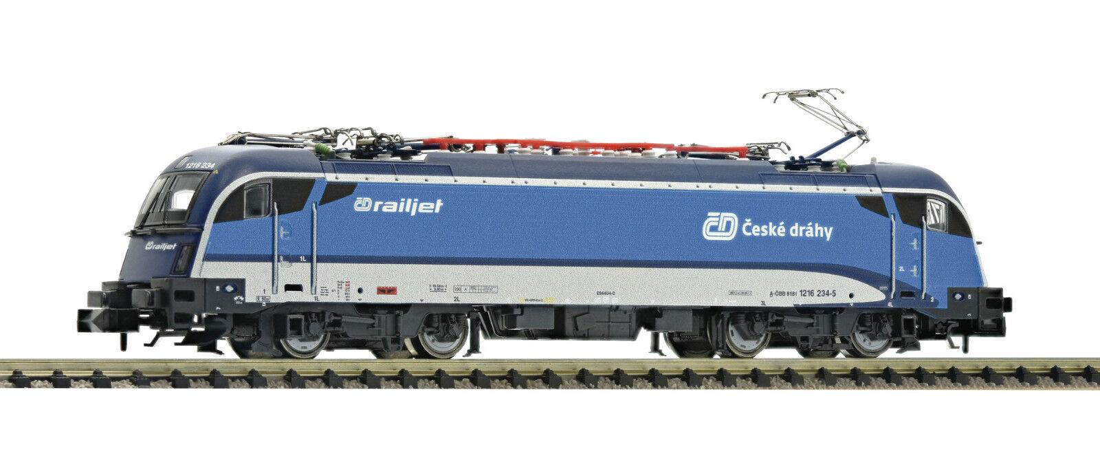 Fleischmann N 781803 Taurus Rh 1216 Railjet CD Prag-Kiel Época Vi Nuevo