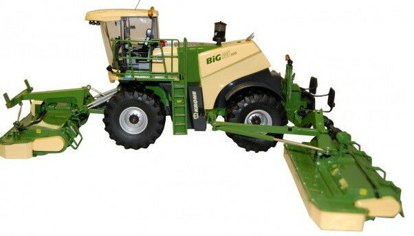 ROS60142 - KRONE BIG M 500 faucheuse repliable - 1 32