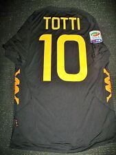 Authentic Totti As Roma Kappa 2011 2012 Jersey Maglia Italy Italia Shirt L