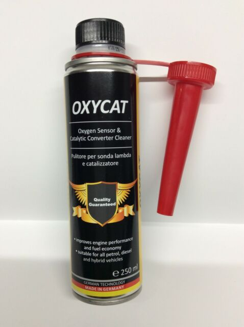 Catalytic Cleaner, Lower Emissions,Lambda Sensor cleaner Oxicat,Catalytic