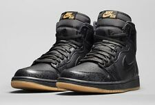 Nike Air Jordan 1 Retro High OG Black Gum Size 11.5. 555088-020 2 3 4 5 6