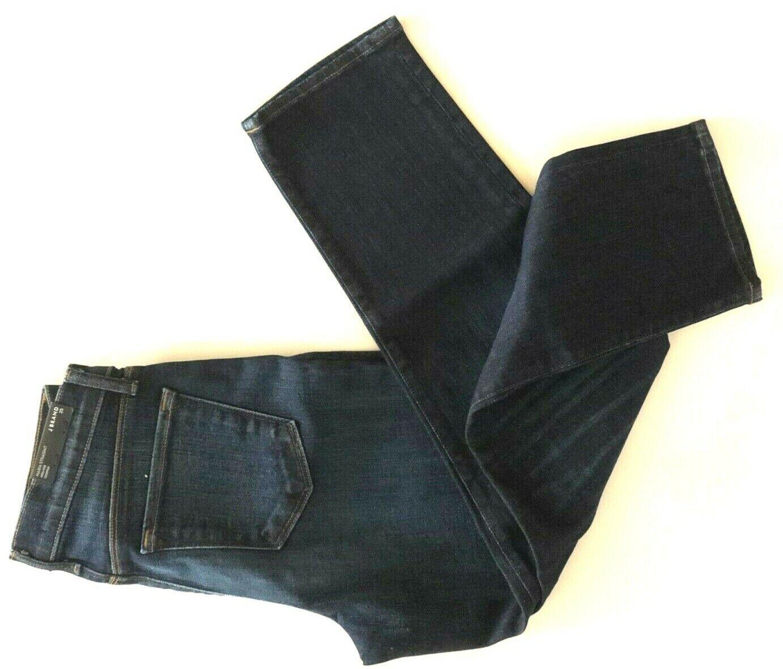 Nuevo con etiquetas J BRAND Maria Recto  23135T178 invitó Azul recortada Jean para Mujer 25  suministro de productos de calidad