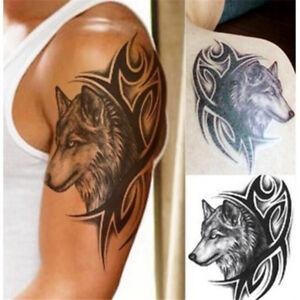 207001b74735d Image is loading Water-Transfer-fake-tattoo-Waterproof-Temporary-Tattoo- sticker-