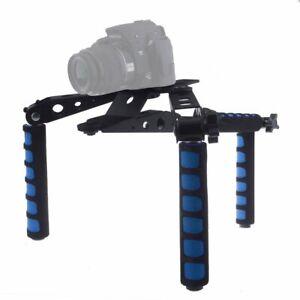 Foldable-DSLR-Rig-Movie-Kit-Film-Making-Shoulder-Mount-Support-Rig-Stabilizer