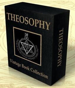Details about THEOSOPHY 249 Vintage Books on DVD ESOTERIC, OCCULT,  THEOSOPHICAL, BLAVATSKY