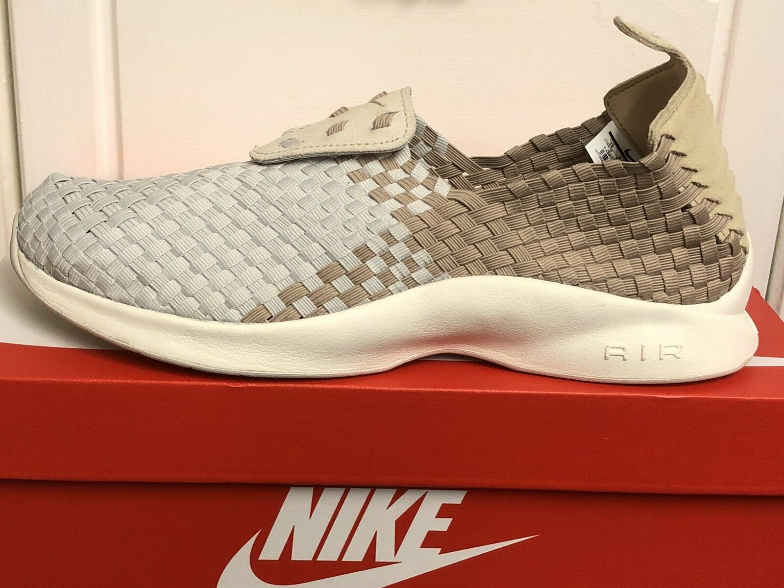 NIKE TRAINERS AIR WOVEN homme Femme TRAINERS NIKE SNEAKERS chaussures9,5 Eur 44,5 9d408b
