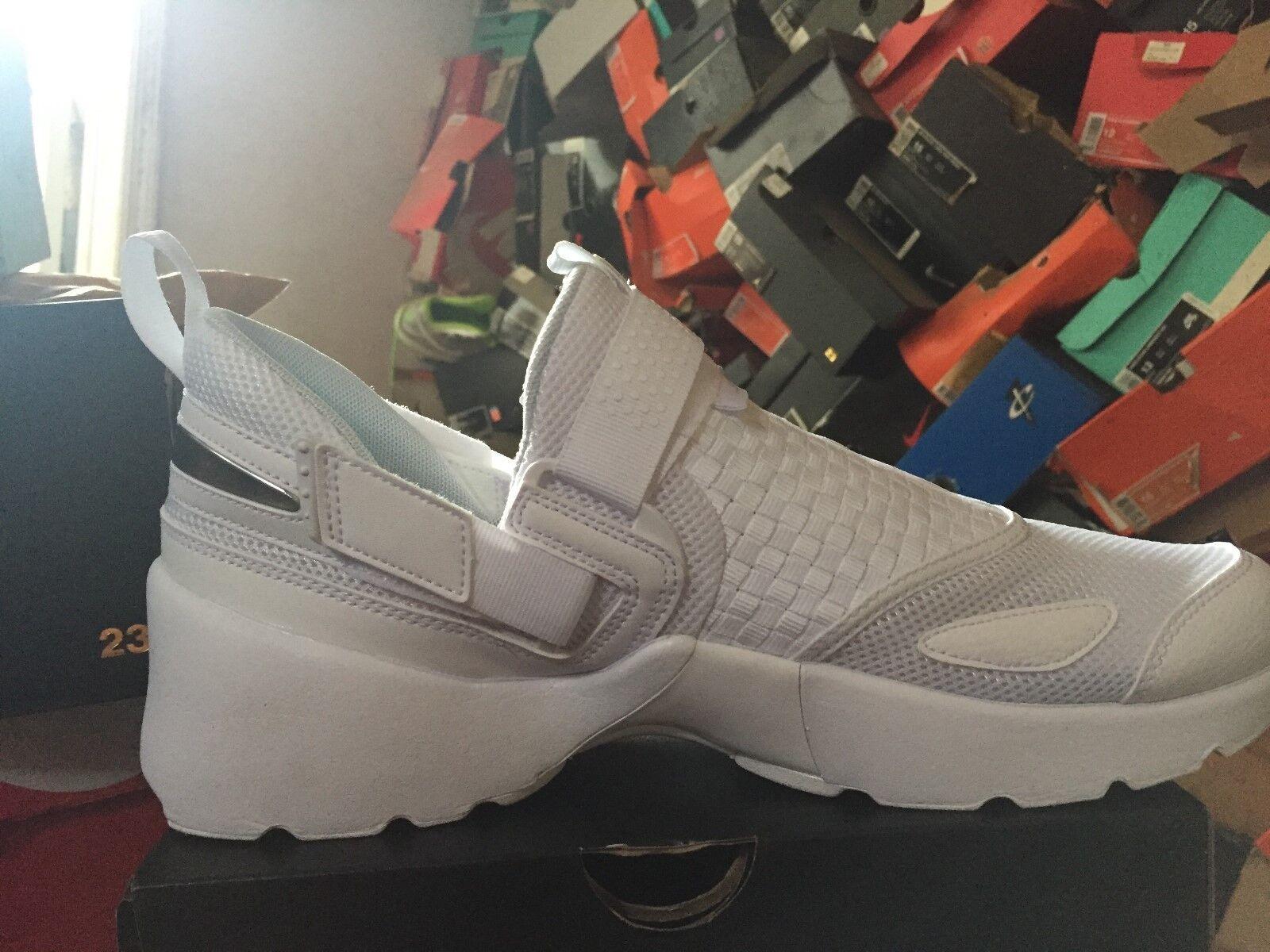 Nike jordan / trunner lx bnib bianco / jordan bianco / platino dimensioni 10,5 897992 100 8e6d45