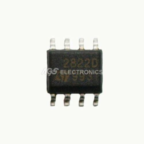 TDA 2822M-SMD Circuito Integrato TDA 2822M-SMD