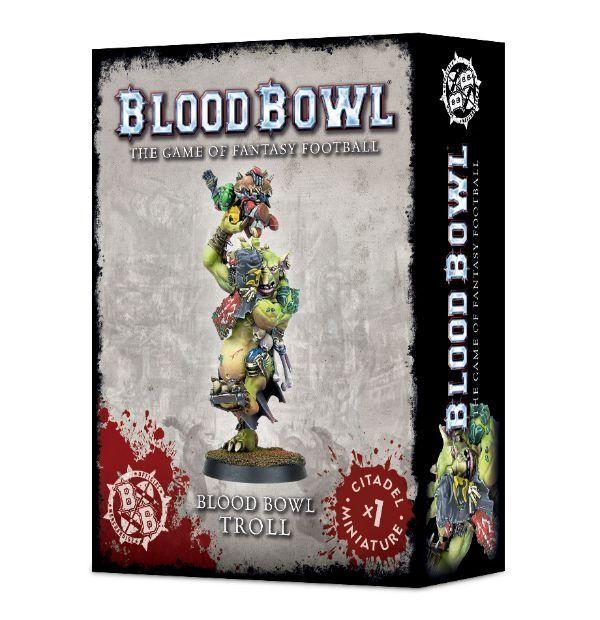 Blood Bowl Troll Games workshop ork goblin Team Fantasy Football 200-24 Bestie
