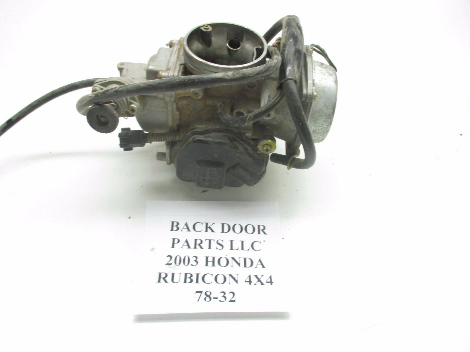 01 Honda Foreman Rubicon 500 4x4 Carburetor Carb Trx500fa Ebay Fuel Filter
