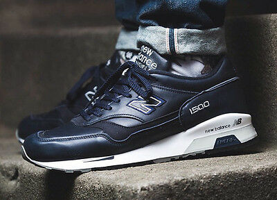 hot sale online 2f00c 730bf netherlands new balance 1500 navy leather c674f 4e972