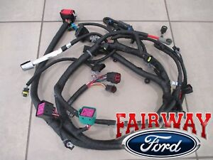 04 super duty oem ford engine wiring harness 6 0l built. Black Bedroom Furniture Sets. Home Design Ideas