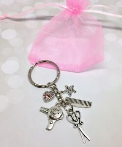 Keyring-Hairdresser-Stylist-Thank-You-Gift-Charm-Heart-Handmade-Keepsake-Barber