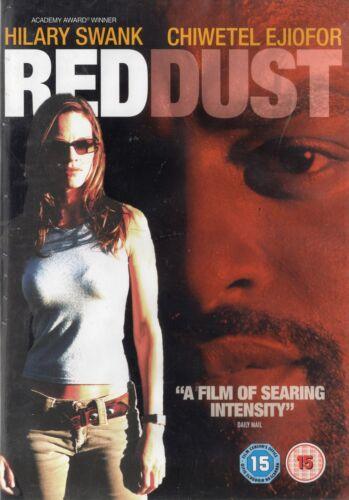 1 of 1 - Red Dust - DVD - Jamie Bartlett, Chiwetel Ejiofor, Ian Roberts, Hilary Swank
