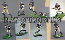 Choice of 1 Green Bay Packers Custom  Action Figure made w/ Mcfarlane NFL ACME