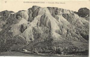 CPA-ALGERIE-ALGERIA-HAMMAM-MESKOUTINE-GUELMA-17-cascade-d-039-eau-chaude