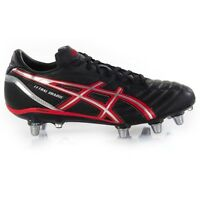 Asics Men's Lethal Charge Rugby Boots Rrp 90.00 Uk 8.5
