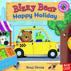 Bizzy Bear: Happy Holiday by Nosy Crow (Board book, 2013)