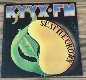 96 KYYX-FM - Seattle Grown (Various Artists) * 1978 O'Day Rock Modern Soul LP