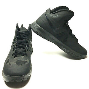 NIKE-Hyperfuse-Hi-Top-Basketball-Shoes-Men-039-s-Size-12-5-525022-004-M-72