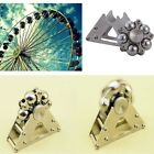 Ferris Wheel Shape Hand Spinner Gyro+Tripod Ball Fidget Finger Torqbar Focus New