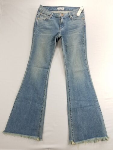 Actual Jeans 29 Sz James Petite 27r in Flare denim Pantaloni Anthropologie Womens 6Fxwqawv