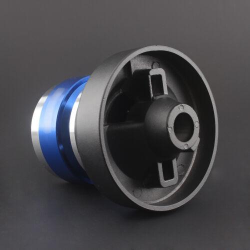 Steering Wheel Hub Quick Release Hub Adapter Boss for BMW E46 M3 328i 325i 320