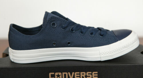 Blue Chucks Can Nuovo Low 65 Ginnastica Scarpe Da Star All 142402c Converse pxpAvtn
