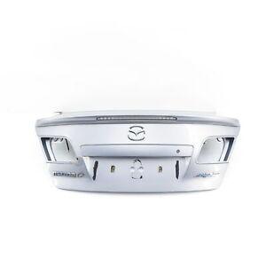 Heckklappe Mazda 6 GG 2.3 MPS Turbo 06.02- Spoiler