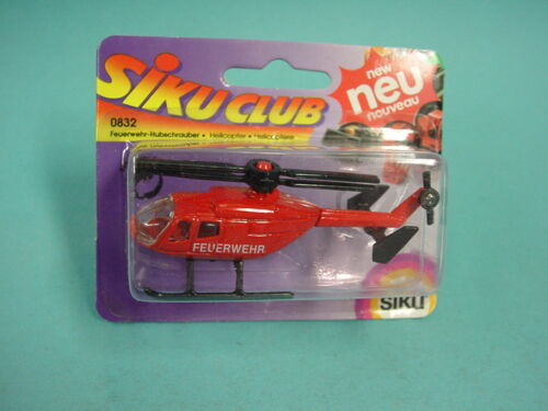 Siku 0832 bomberos-helicóptero//Top en OVP