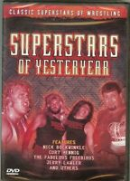 Classic Superstars Of Wrestling - Superstars Of Yesteryear - Dvd, 2003 -