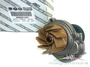 FIAT punto EVO 1,2 1,4 original pompe à eau wapu 55221397 55204538 71777350 Nouveau