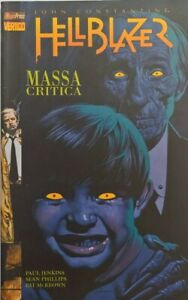 Hellblazer - Massa Critica - Magic Press/vertigo - (2001) Da Edicola