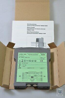Universal transmitter CAMILLE BAUER 973059 NEW 604-112 SINEAX V 604