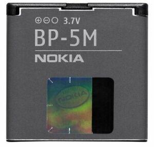 Original-Nokia-Akku-BP-5M-fuer-Nokia-5610-5700-6110-6220-6500-7390-8600-NEU