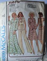 McCall's  Sewing No.4899 size 12 Ladies dress & pants, skirt  & top vintage