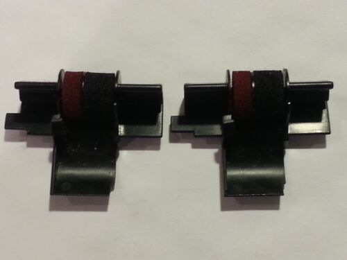 2 Pack Sharp EL 1750V Calculator Ink Rollers TWO PACK WITH FREE SHIPPING