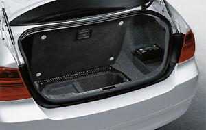 Bmw Genuine Under Boot Floor Storage Box Tray E90 E91 Lci
