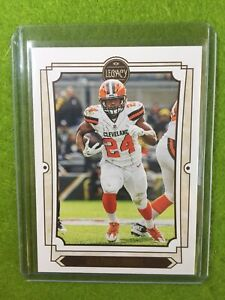NICK-CHUBB-NEW-CARD-Baker-Mayfield-039-s-RB-CLEVELAND-BROWNS-2019-Panini-Legacy-25