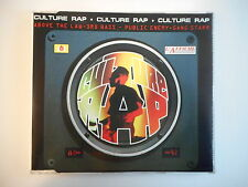 "CULTURE RAP : ABOVE THE LAW / PUBLIC ENEMY (12"" MIX) ... [ PROMO RARE CD-MAXI ]"